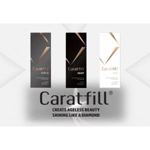 Caratfill filler Cross-linked Hyaluronic Acid - 1.1ml Korea