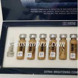 DM.cell BB Mesowhite #23 middle color - BB glow treatment - Meso ampoule