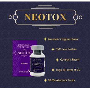Neotox 100 iu - Botulinum Toxin Type A, NeoGenesis S. Korea