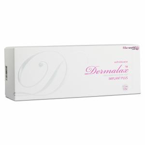 Filler Dermalax Implant Plus with lidocaine  (2×1.1ML) Dermal Filler Korea