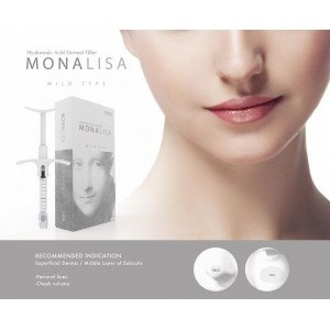 MONALISA Cross-Linked Hyaluronic Acid Dermal Filler
