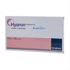 Hyaron Donkook pharmaceutical 2,5 ml *10 pcs Korea