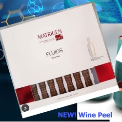 Matrigen Wine peel fluids 20 ampoules* 2 ml