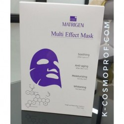 Matrigen Multi effect Mask Pack - Moisturing and Soothing 10 pcs