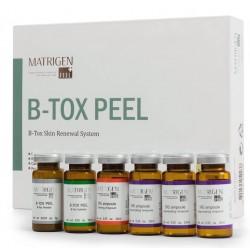 Matrigen B-Tox Peel Skin Renewal System