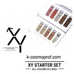 XY starter kit BB GLOW & BB BLUSH - XY BB Mesowhite set Korea 10*5ml