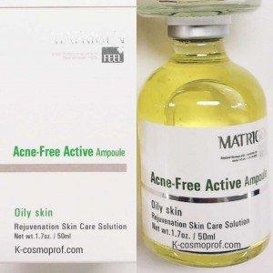 Matrigen Acne Free Active Ampoule S.Korea 50ml /1 pack
