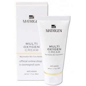 Matrigen Multi Oxygen Cream for radiance and refresh skin 50ml