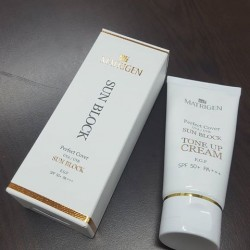 Matrigen Sun block SPF 50+ protection Tone Up CREAM from Korea 50ml