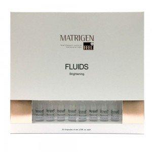 Matrigen Brightening Fluids Skin Care Ampoule Set Fluid Ampoule 2ml x 20ea