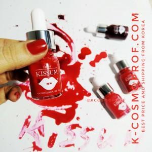 Kissum tint for lips - 1 set