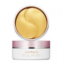 Eye patch Anti-aging 24K Gold Professional Eye Mask - Hydra-Gel Eye Patches, ANYPACK Korea