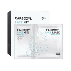 Carboxyl Geno Cell Carboxy CO2 mask - Professional therapy Medisys Genocell 5 mask+5 gel