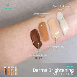 DM.cell BB Mesowhite №27 Deep Dark  - BB glow treatment - Meso ampoule