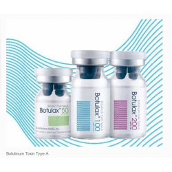 Botulax 50 iu - Botulinum Toxin Type A, HUGELPHARMA S. Korea