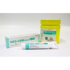 Anesthetic Cream Neo-Cain numb cream with lidocaine 500g