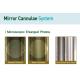 Mirror Cannulas 23G 50 mm - 50 pcs/box S.Korea