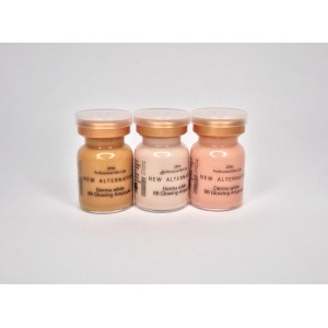 Zena BB glowing mix color set - bb color kit 10 ampoules /1 box