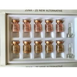 Zena BBglow, CCglow #23 + #25 color set - 10 ampoules /1 box