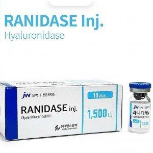 Hyaluronidase Ranidase 1500 IU Dissolve Hyaluronic Acid fillers 10vials
